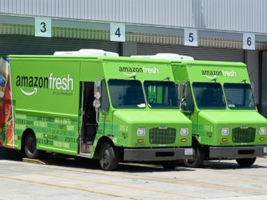 Amazon Envisions Delivery