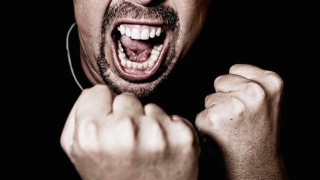 PHOTO: Researchers at Ohio State University tested a relatively new theory on anger management called