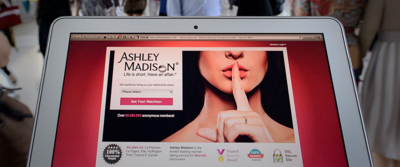 Online dating sites ashley madison
