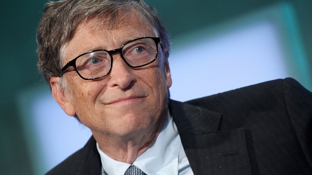 gty bill gates Speakers thg 130926 16x9 992 Instant Index: Control Alt Delete Command Was a Mistake, Gates Says