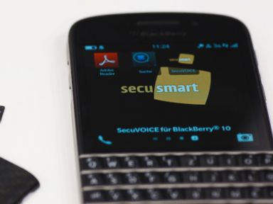 BlackBerry Is Smartphone of Choice for Alleged Mobsters