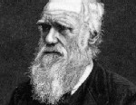 PHOTO: Charles Darwin, English naturalist.