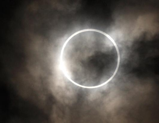 Solar Eclipses Around the World