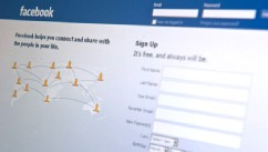 New York City detectives used Facebook to track members of warring gangs called &quot;the Very Crispy Gangsters&quot; and the &quot;Rockstarz&quot;, leading to the arrest of 49 gang members.