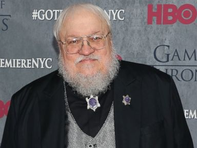George R.R. Martin Reveals the Downside to His New Fame