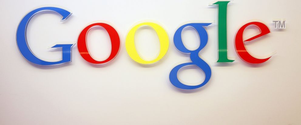 PHOTO: The Google logo is seen inside the companys offices on March 23, 2015 in Berlin, Germany.