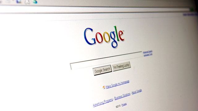 PHOTO: A study by a Harvard researcher found that Google ad delivery shows a