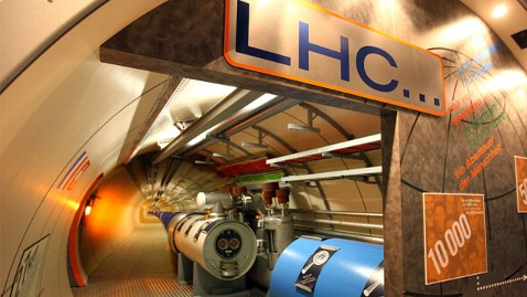 gty large hadron collider model ll 111209 wblog Nightline Daily Line, July 4: Hottest Fourth of July on Record
