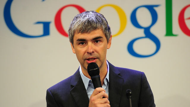 larry page google alphabet ceo