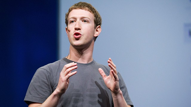 PHOTO: Mark Zuckerberg