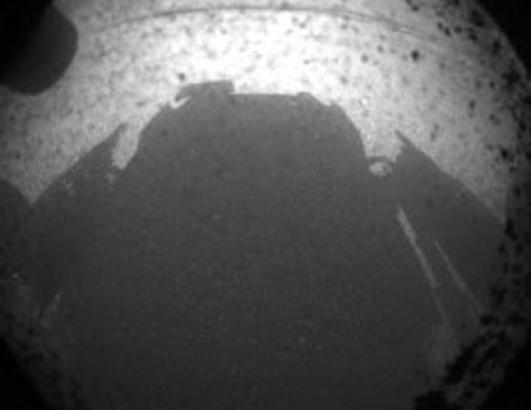 NASA Rover Curiosity Touches Down on Mars