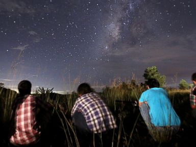 Sky Gazer Treat: All About This Weekend's Meteor Shower