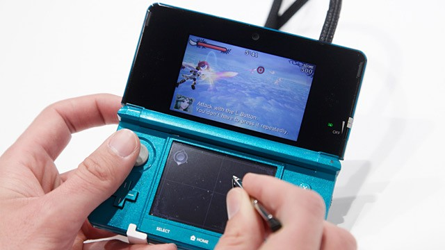 PHOTO: Nintendo 3DS