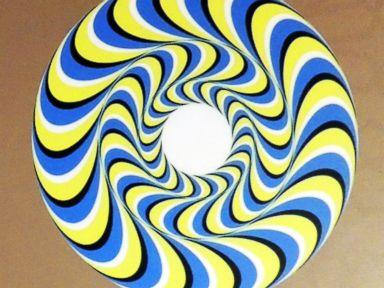 Optical Illusions Cooler Than
