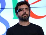 PHOTO: Google co-founder Sergey Brin looks on during a news conference at Google headquarters, Sept. 25, 2012, in Mountain View, Calif.