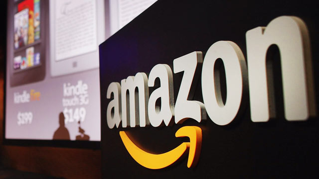 PHOTO: Amazon Logo