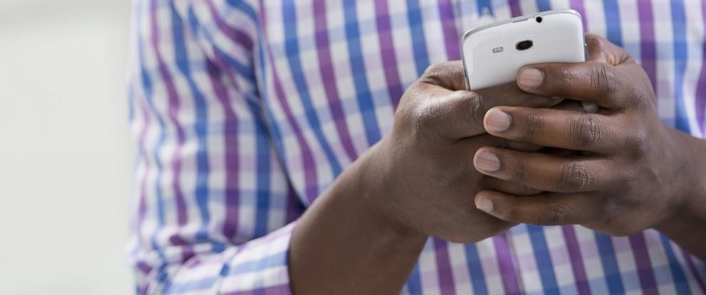 PHOTO: The BreakFree app measures smartphone addiction.