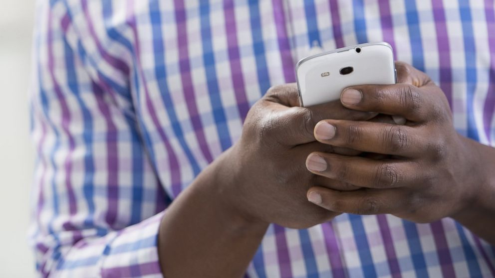PHOTO: The BreakFree app measures smartphone addiction.