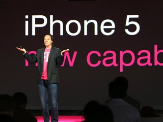 T-Mobile Finally Gets iPhone