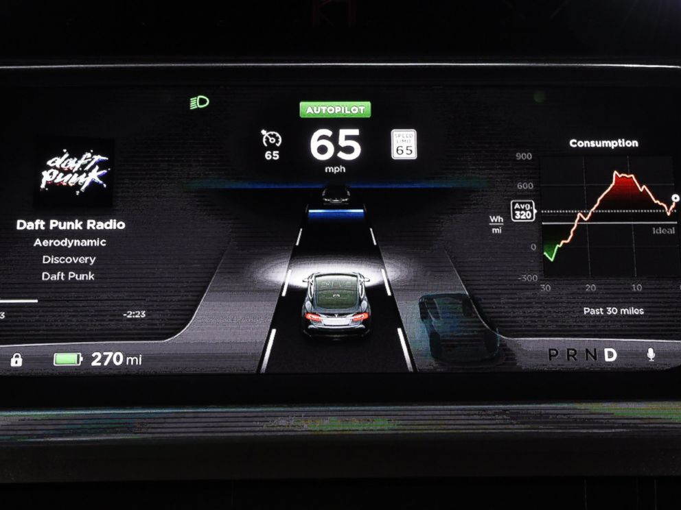 New Tesla Model S Features Autopilot And Supercar Like