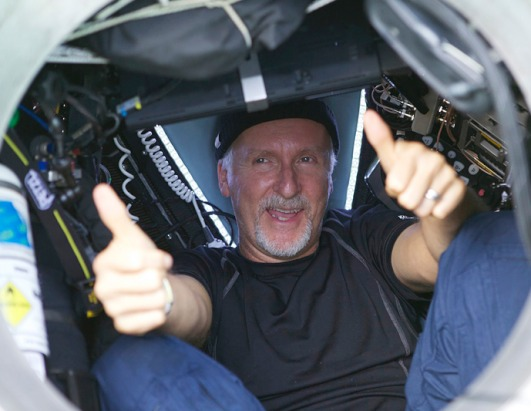 James Cameron's Dive Into The Mariana Trench