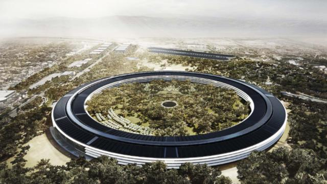Apple HQ Slideshow