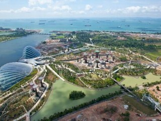 Singapore Creates a Park of the Future