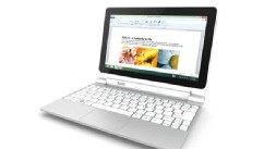 PHOTO: The Acer Iconia W510 is a Windows 8 tablet with an optional keyboard dock.