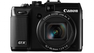 PHOTO: The Canon G1X is seen here in this file photo.