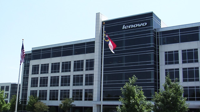 PHOTO: Lenovos U.S. headquarters in North Carolina.