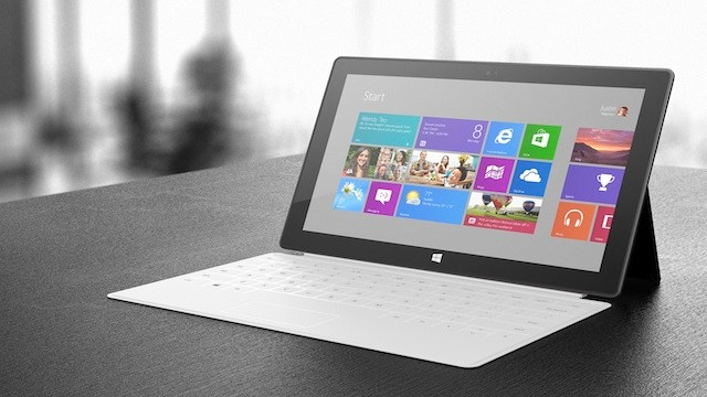 PHOTO:&Acirc;&nbsp;Microsoft Surface