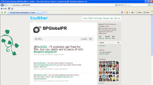 Fake BP Twitter Account Mocks Oil Spill PR Efforts