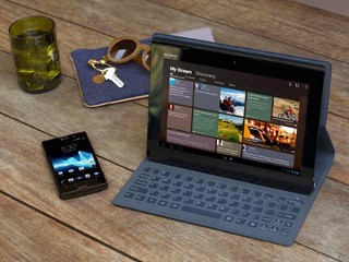 Sony Xperia Tablet S: Tablet Doubles As Remote