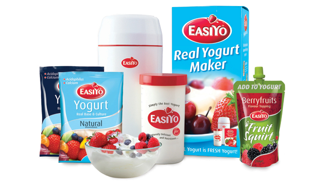 PHOTO: The EasiYo yogurt maker offers a simple, easy, economical and tasty way to do something most people probably havent considered: make your own yogurt.