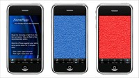 Photo: iPhone App Claims to Treat Acne With Light: Acne App Says It Uses Red and Blue Light to Cure Acne