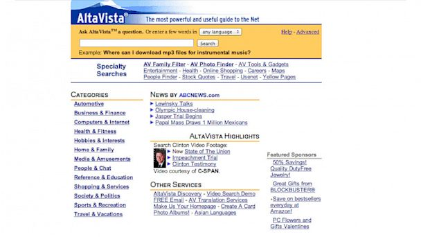 ht altavista 2 mi 130708 16x9 608 AltaVista Now as Dead as Dial Up