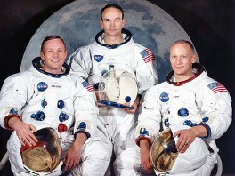 Apollo 11 Anniversary: 'Giant Leap for Mankind'