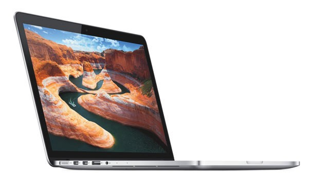 PHOTO: Apple's 13-inch MacBook Pro with Retina Display starts at $1,699.