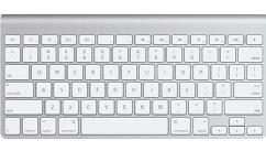 PHOTO: Apple wireless keyboard