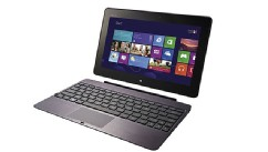 PHOTO: Asus' Vivo Tab is a Windows 8 tablet with a dockable keyboard.