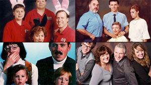 Latest Web Craze: Awkward Family Photo Blog