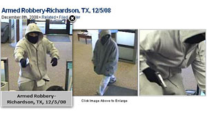 Photo: BanditTracker: Have You Seen This Bank Robber?