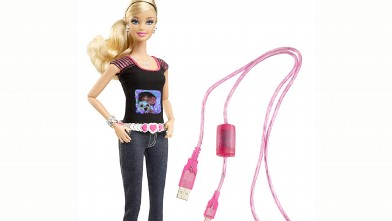 PHOTO: The Barbie USB is seen here in this file photo.