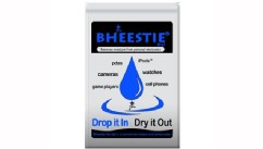 PHOTO: The $20 Bheestie bag solution promises to dry out wet electronics.