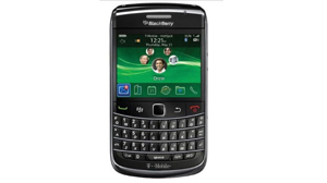 PHOTO The Blackberry Bold 9700 is shown.