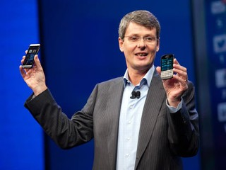 'Better' BlackBerry Finally Arrives