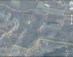 PHOTO: A newly discovered North Korean prison camp was carved out of earth in this September 2011 image.