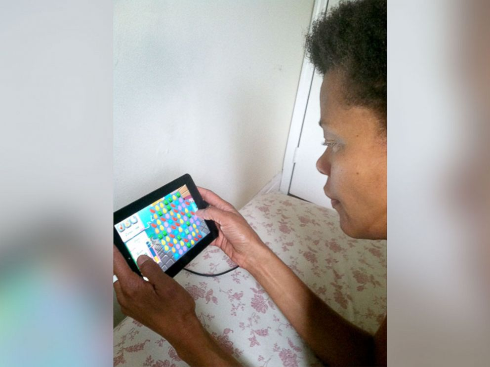 PHOTO: Former Candy Crush addict Erickka Sy Savane said she spent day and night glued to the game.