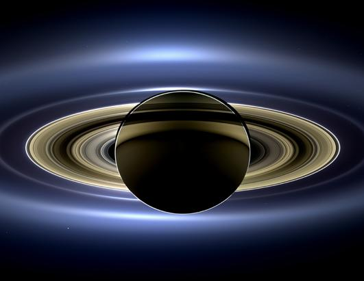 Saturn's Spectacular Rings