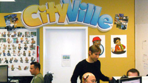 PHOTO Zynga will officially announce the launch of its latest game, ?CityVille,? a take on the company?s super popular ?FarmVille? game, on Thursday, Nov. 18, 2010.